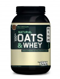 100% OATS & WHEY от Optimum Nutrition 1363 g
